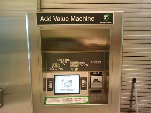 machine value