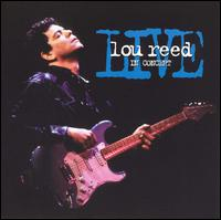 Live in Concert (Lou Reed album)